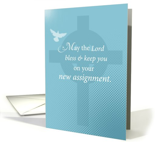 Religious New Assignment, Dove card (571175)