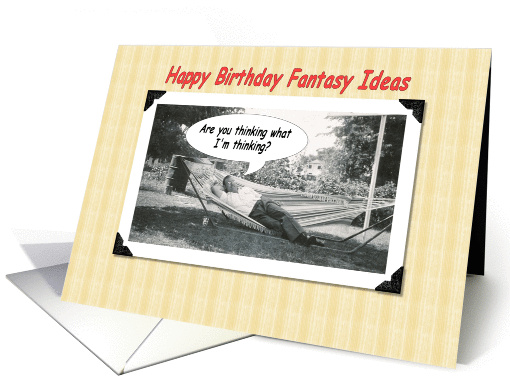 Happy Birthday - Gay card (220591)