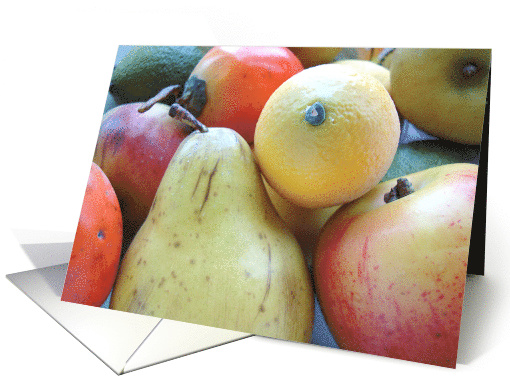 Tu B'Shvat, Fruits for the New Year for Trees card (414314)