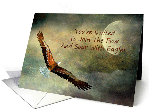 Eagle Scout - Court of Honor - Invitation card (599569)