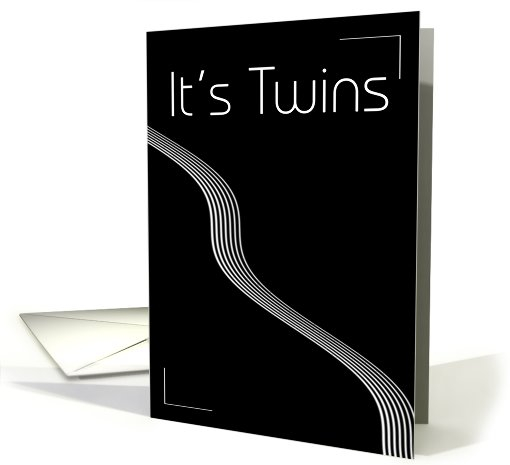 We've adopted Twins card (454047)