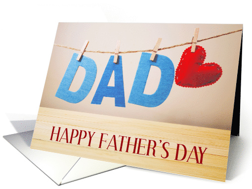 Happy Father's Day to incarcerated Dad. card (1521292)