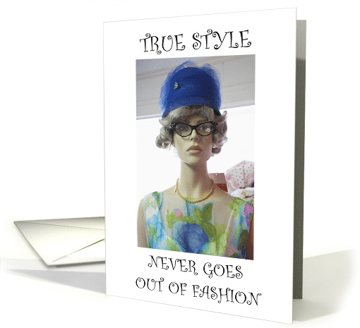 National Thrift Store Day August 17th card (1538054)