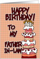 Birthday Cards For Father In Law From Greeting Card Universe