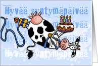Finnish Birthday Cards From Greeting Card Universe