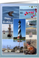 Nautical Themed Birthday Cards Paper Greeting Cards
