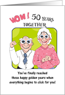 50th Wedding Anniversary Cards From Greeting Card Universe
