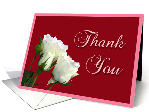 Thank You card (71893)