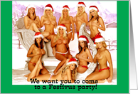 Festivus Party Invitation card