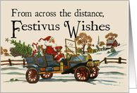 Festivus Across the Miles card
