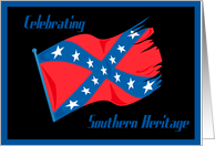 Celebrating Southern Heritage Card
