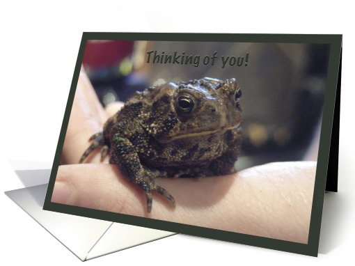 Thinking of you! card (463838)