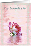 Happy Grandmother's Day! card