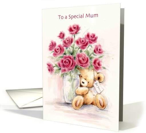 Mother's day card (394990)