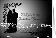 Will You Be My Godfather Sponsor? card