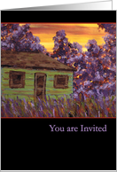 House Warming Invitation Card