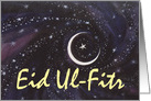 Eid Ul-Fitr New Moon card