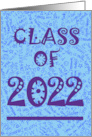 2021 Grad Congrats - Blue card
