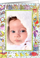 Baby Toys Photo Card