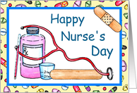 Happy Nurse's Day card
