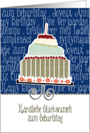 Swiss German Birthday Cards from Greeting Card Universe