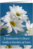 Godmother on Mother's Day Daisies card