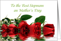 Happy Mother's Day Stepmom card