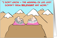 gurus, meaning, of, life, relevant card