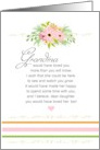 Grandma Would Have Loved You Daughter card