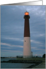 Barnegat Light House card