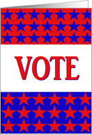 Vote-American-Patriotic-Stars-Red-White-Blue card