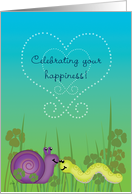 Congratulations Divorce Reconciliation Whimsical card