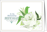 Be My Honorary Bridesmaid Card