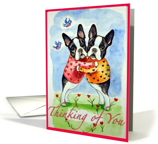 Thinking of You card (461874)