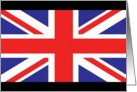 new address (united kingdom flag) card