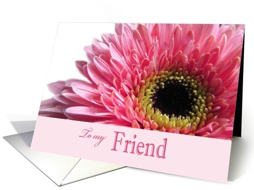 Friend Will you be my Bridesmaid? card (592401)