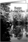 Still Waters - Happy Father's Day card