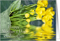 Happy Mother's Day Godmother card