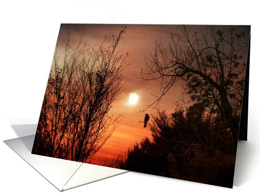Evening Clouds card (636973)