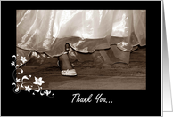 Thank You! - Bridesmaid card