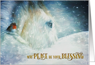 For Farrier or Equine Veterinarian at Christmas card