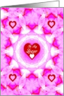 Lover, Happy Valentine's Day, Heart Full of Love card