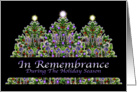 In Remembrance During the Holidays card