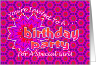 Birthday Party Invitations For Tweens Teens From Greeting