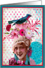 Spring Hats #2 card