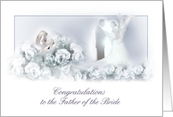 Congratulations To The Father Of Bride Card