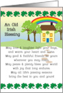 St. Patrick's Day for Neighbor card