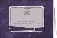 Remembrance Christmas card