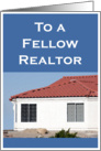 Red Roof Fellow Realtor card