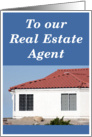 Red Tile, Our Real Estate Agent card